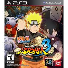 Naruto Shippuden: Ultimate Ninja Storm 3 for PlayStation 3 ...