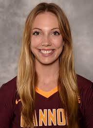 Rebekah Smith - 2017 - Women's Volleyball - Gannon University Athletics
