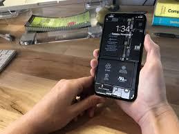así puedes convertir tu iphone x en