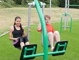 sports arenas fitness equipment