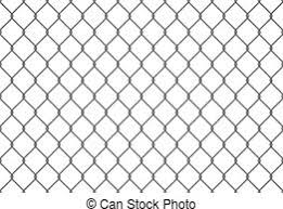 Realistic Chain Link Chain Link Fencing Texture Isolated On Transparency Background Metal Wire Mesh Fence Design Element
