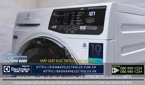 Máy giặt electrolux báo lỗi eh1, nguyên nhân và cách xử lý lỗi