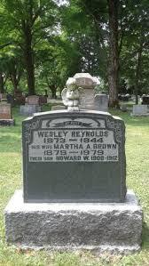 Wesley Reynolds (1874-1944) - Find A Grave Memorial