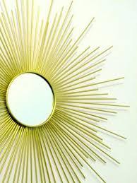 diy sunburst mirror diy mirror sunburst