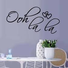 Positive Life Attitude Oohlala Wall Sticker Self Adhesive Wallpaper Removable Pvc Wall Art Decals Office Bedroom Home Decor Home Decor Wall Art Decalswall Sticker Aliexpress
