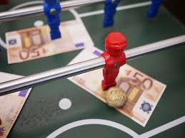 soccer betting making money