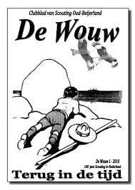 Wouw 1 2010 Terug In De Tijd Scouting Oud Beijerland