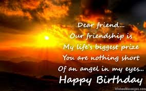 birthday wishes for friends com