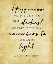 harry potter quotes happiness can be found digital art by trindira a
