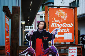 Move @ Tracy's King Crab Shack ...