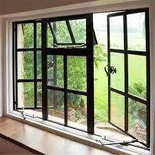casement windows aluminium frame