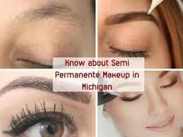 semi permanente makeup in michigan
