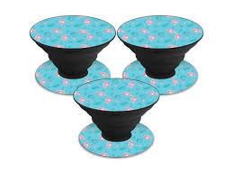 Mightyskins Posock Water Flowers Skin Decal Wrap For Pop Sockets Sticker Pack Of 3 Water Flowers Newegg Com