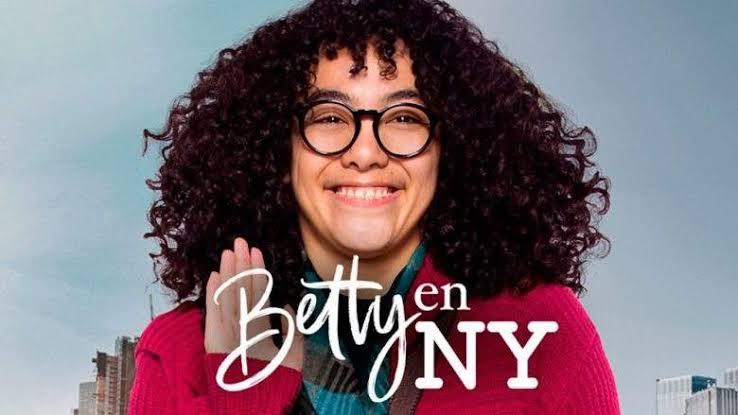 Betty in NY (Foto: Reprodução)