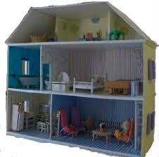 fabriquer maison de poupée en carton