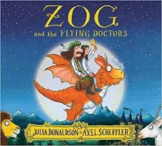 Zog And The Flying Doctors   Teaching Ideas