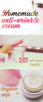 diy homemade anti wrinkle cream from my