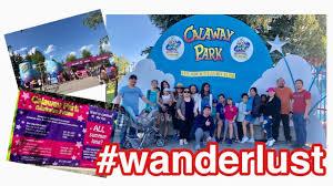 mukbang sa theme park calaway park
