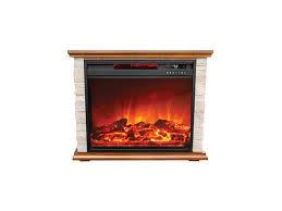 infrared quartz fireplace zone heater