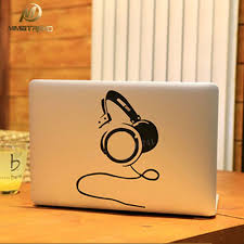 Mimiatrend Cool Dj Laptop Decal Sticker For Apple Macbook Air Pro Retina 11 13 15 Cover Sticker Mac Case Full Cover Laptop Decal Stickers Laptop Decal Mac Case