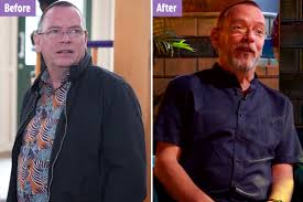 EastEnders fans stunned by Ian Beale star Adam Woodyatt's lockdown weight  loss in This Morning sneak preview