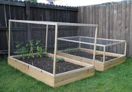 How To Make A Raised Garden Bed Cover With Hinges 5 Steps With Pictures Instructables