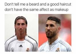beards are just contour for men