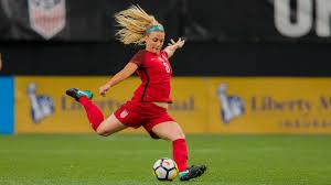 soccer player julie ertz is