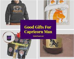good gifts for capricorn man zodiac