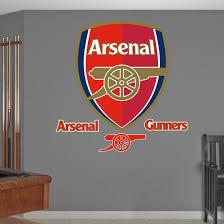 Arsenal Gunners Logo Wall Decal Sticker Wall Decal Allposters Com