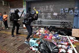 Hong Kong Unrest Causes 'Worst Ever' Retail Decline, With ...