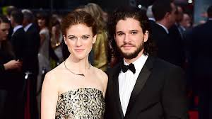Game Of Thrones' Kit Harington and Rose Leslie are just the latest couple  to have met on set - Evening Express