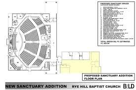rye hill baptist church new sanctuary