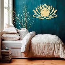 Serenity Lotus Wall Decal The Moonlight Society