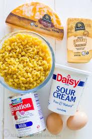creamy mac and cheese recipe