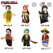 Lego - Mini One piece đảo hải tặc ( Koruit - 1c )