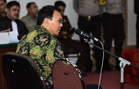 ahok pleads not guilty quotes disney s finding nemo in trial