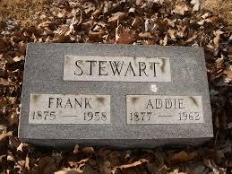 Addie Stewart (1877-1962) - Find A Grave Memorial