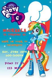 My Little Pony Equestria Girl Rainbow Dash By Eklcraftymama 7 50