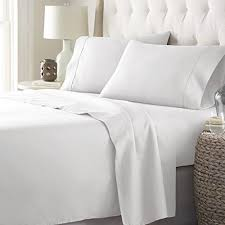 hc collection bed sheets set hotel