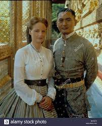 ANNA AND THE KING (1999) JODIE FOSTER, CHOW YUN FAT AKIG 056 Stock Photo -  Alamy