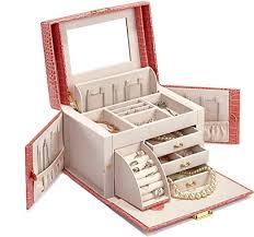 com vlando mirrored jewelry box