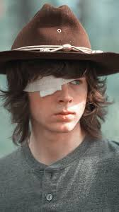 Pin by Myrtle Howell on Elin Lister in 2020 | Chandler riggs, Walking dead  wallpaper, Carl grimes