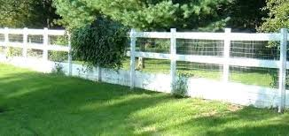 Inexpensive Yard Fences This Is The Fence That We Built Here At It Encloses Almost 2 Acres Of Yard Exclusively For The Do Dog Fence Cheap Fence Dog Proof Fence