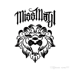 2020 New Style For Lion Head Miss May I Band Logo Truck Car Styling Decal Vinyl Jdm Sticker Car Window Accessories Graphics From Xymy777 0 92 Dhgate Com