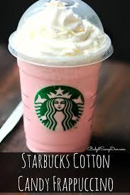 cotton candy frappuccino copycat recipe