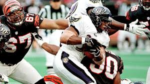 This Week in Baltimore Sports History: Priest Holmes helps Ravens run past  Bengals - Baltimore Sun
