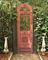 Tall Narrow Garden Gate Garden Gates Garden Gates And Fencing Garden Gate Design
