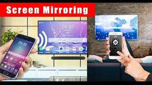 screen mirror to smart tv mirroring for