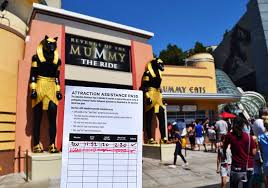 universal studios hollywood attraction
